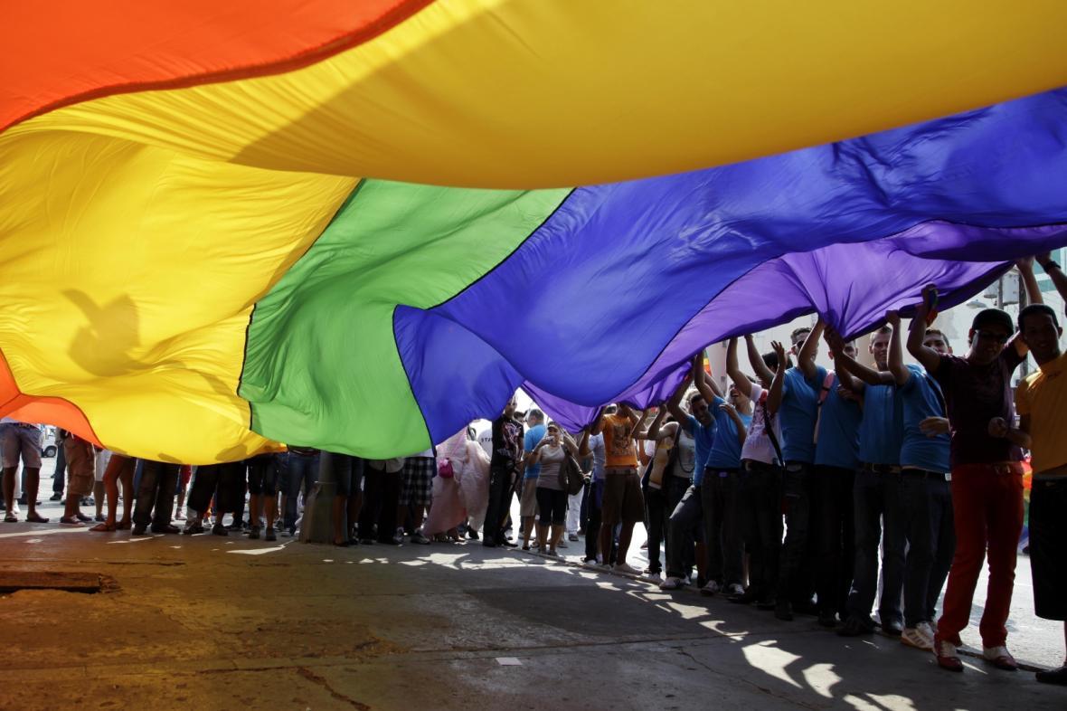 Pochod za práva sexuálních menšin