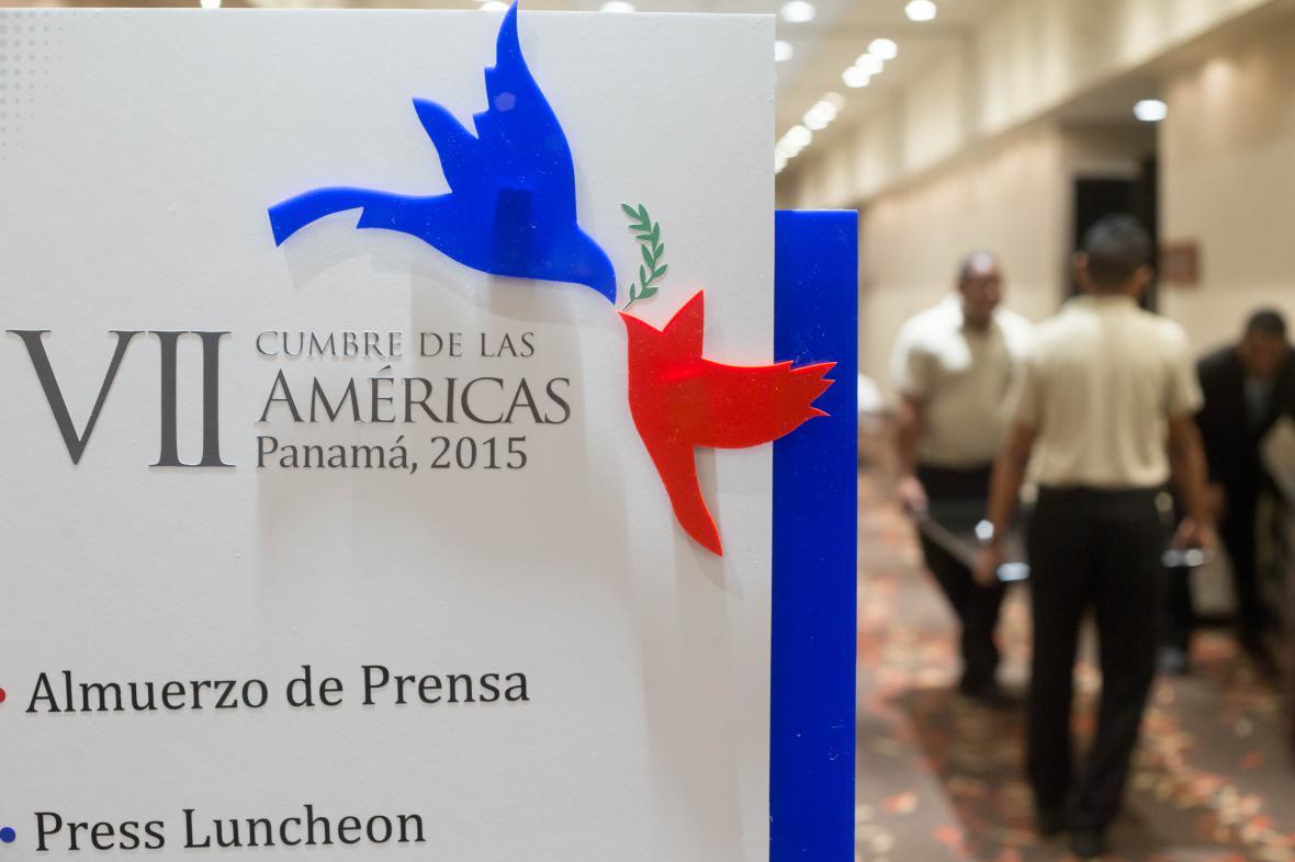 Summit amerických států v Panamě