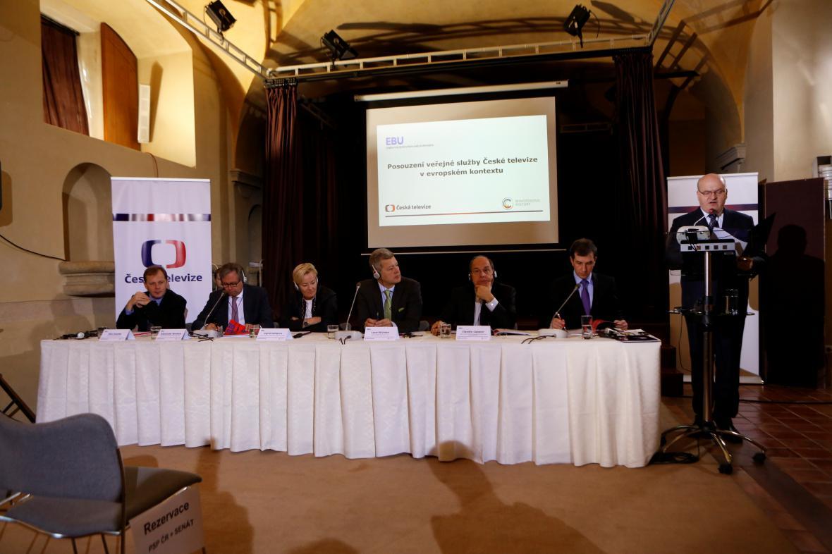 Konference EBU