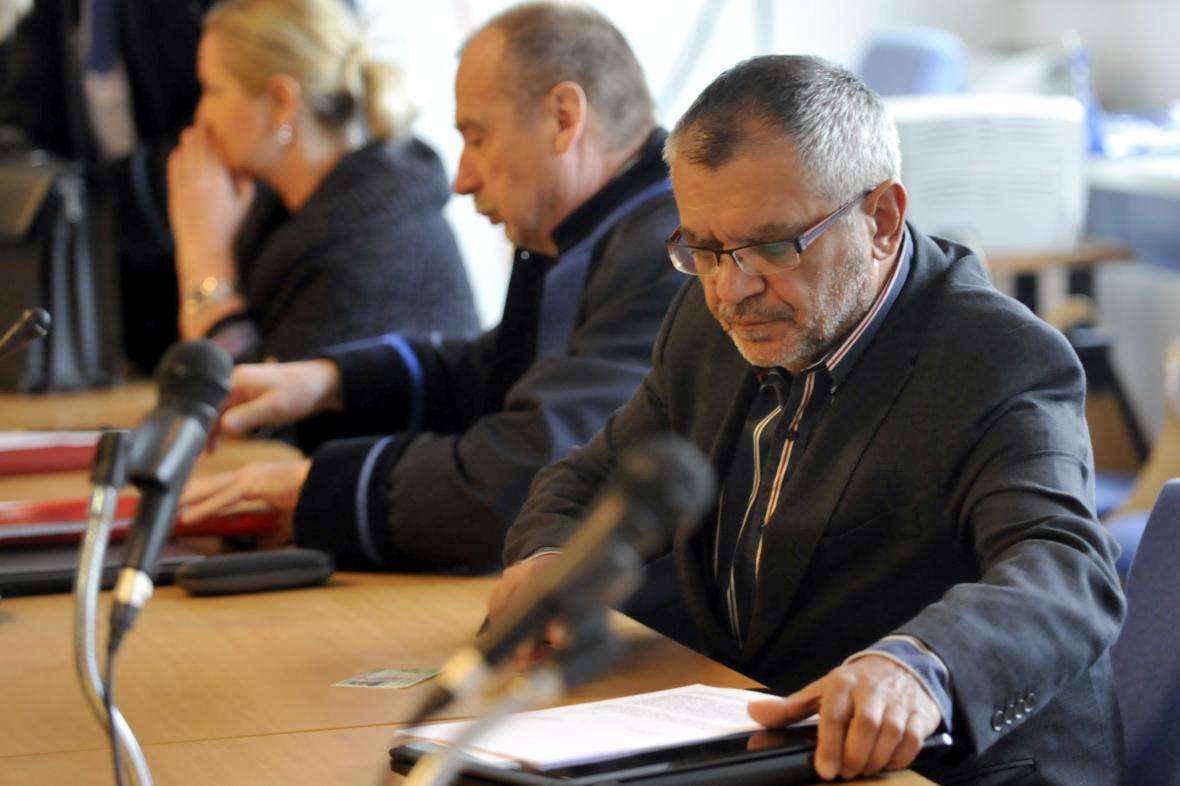 Bývalý advokát Milan Holomek