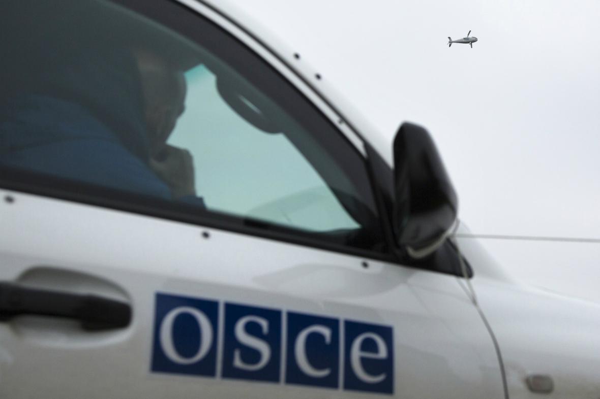 Pozorovatelská mise OBSE