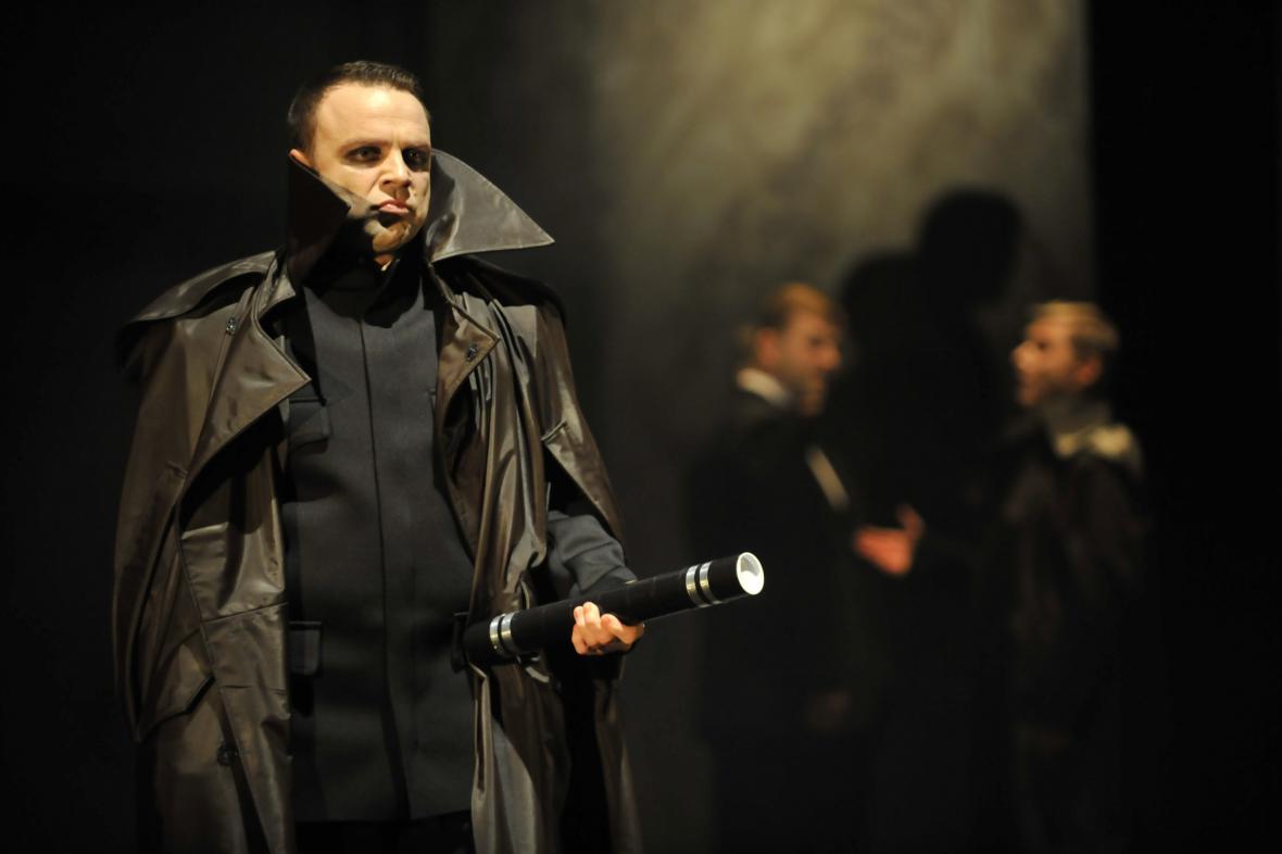 Macbeth / Tomáš Šulaj