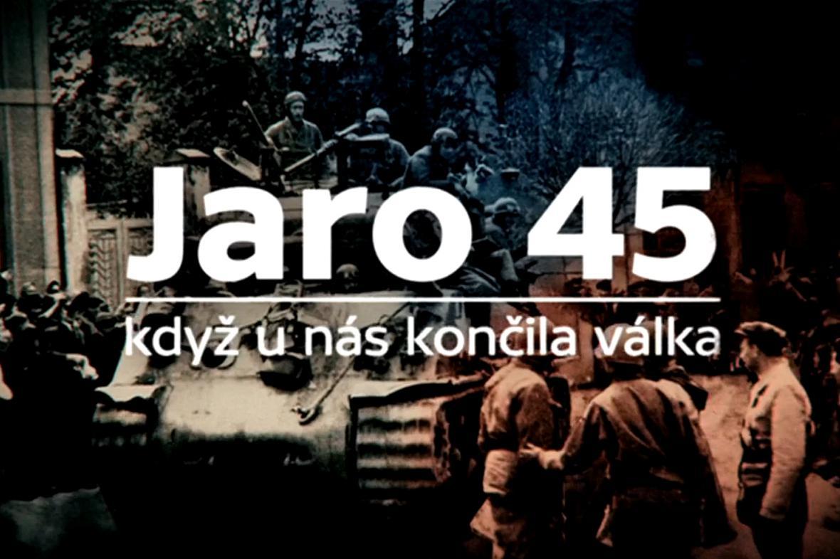 Pořad ČT24 o konci 2. světové války