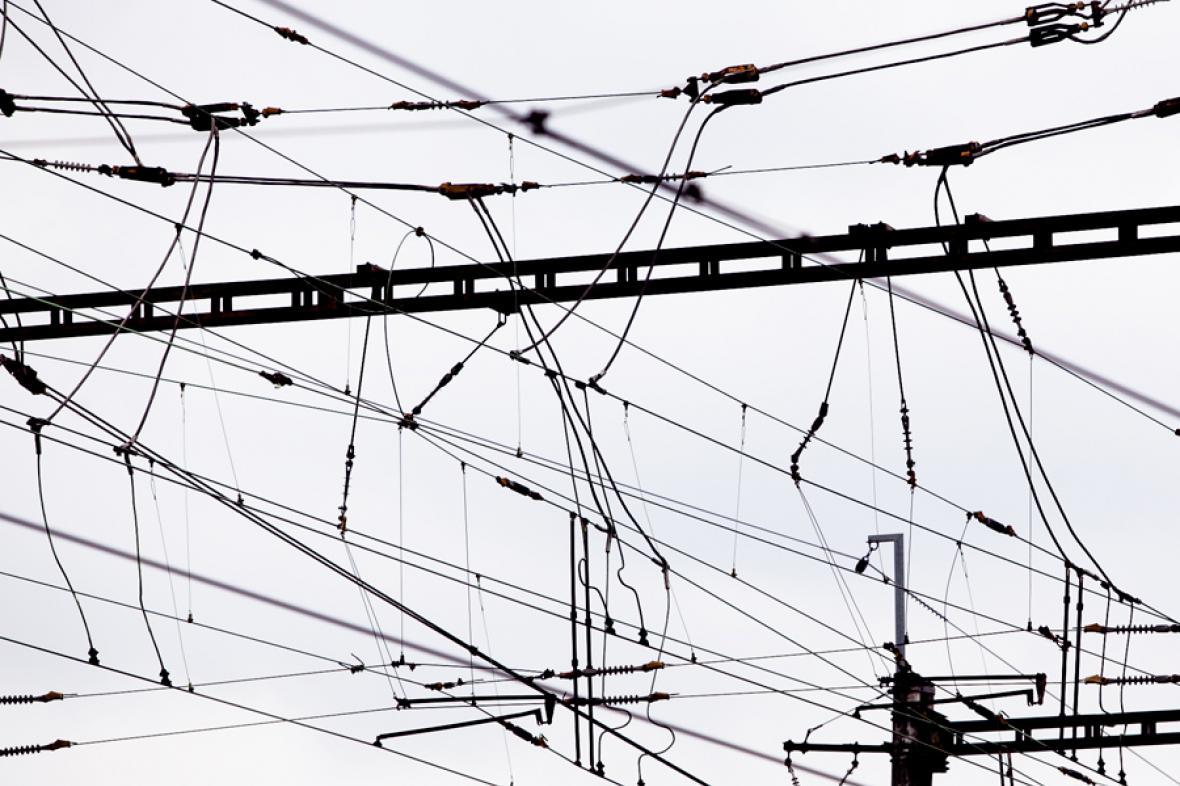 Železniční napájecí soustava