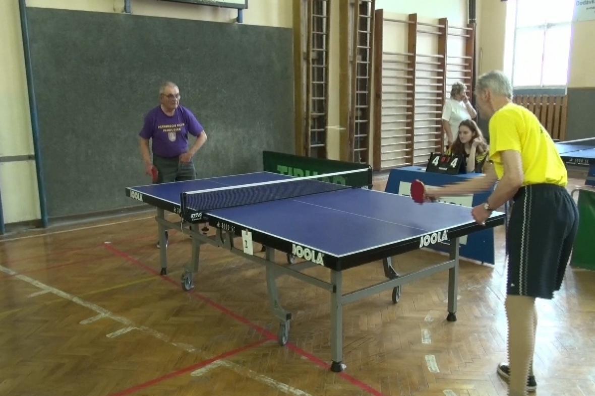 Pohár společnosti Parkinson ve stolním tenise