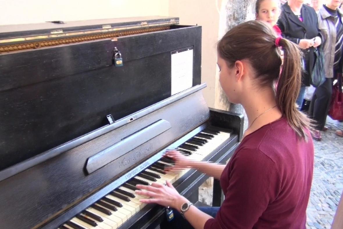 Piana na ulici