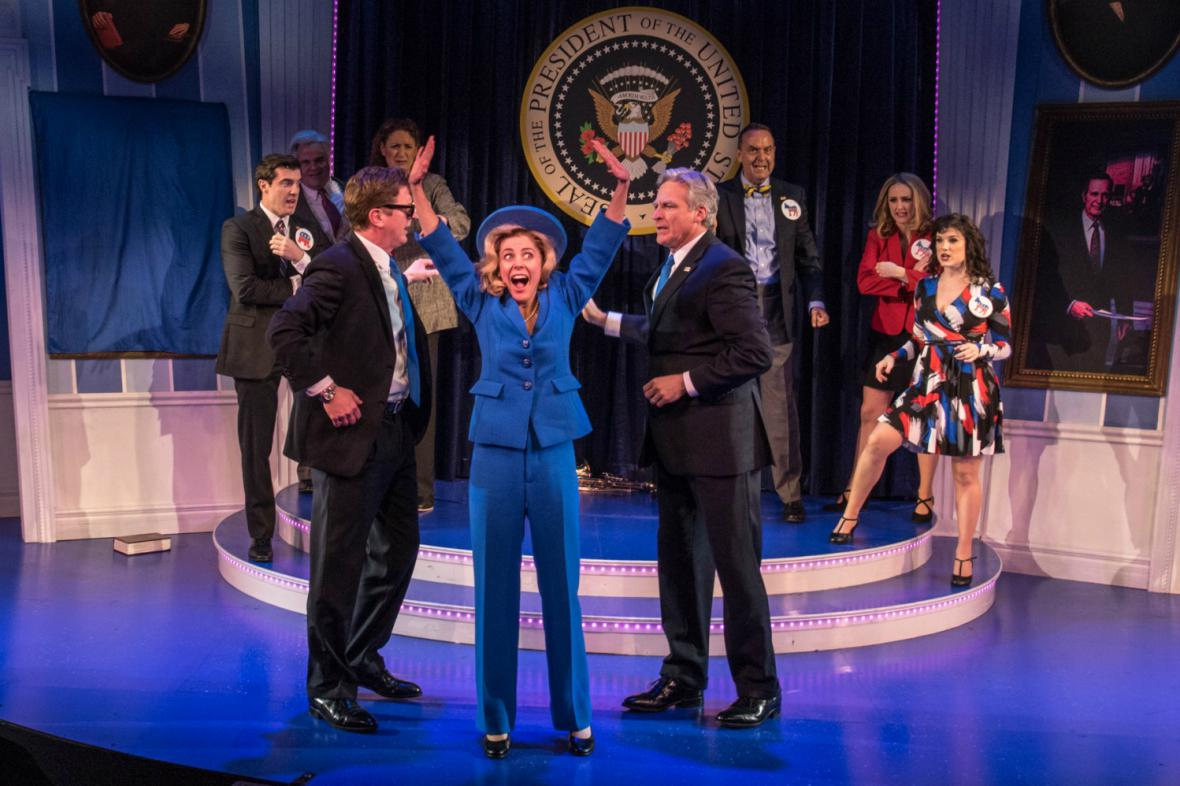 Clinton: The Musical