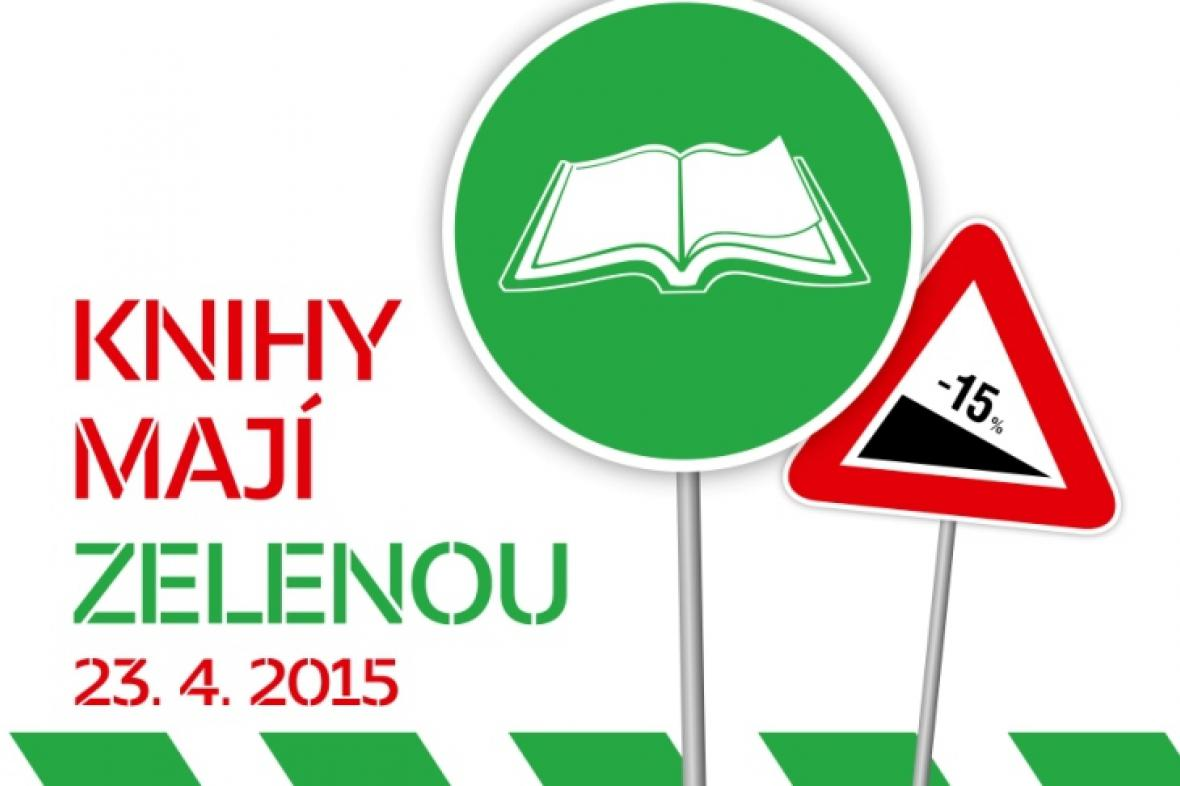 Knihy mají zelenou