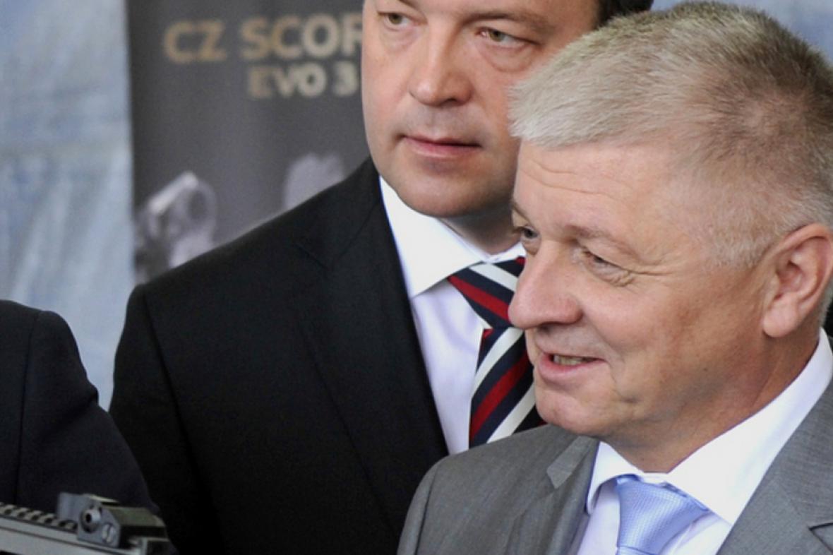 Slovenský ministr Pavol Pavlis