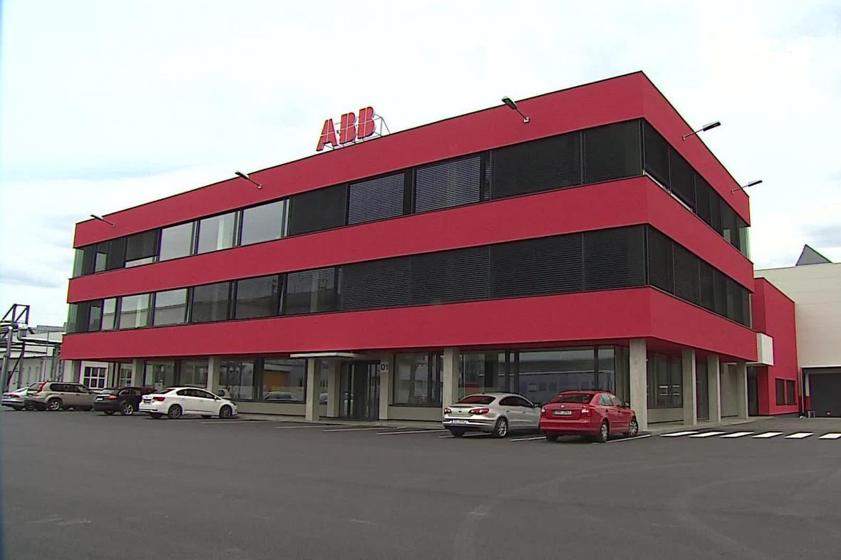 Nová výrobní hala ABB v Brně