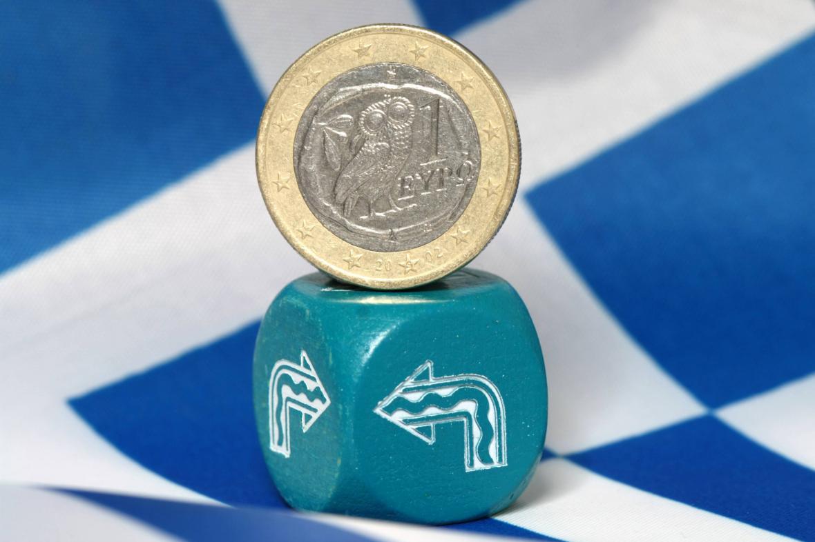 Konec eura v Řecku se blíží?