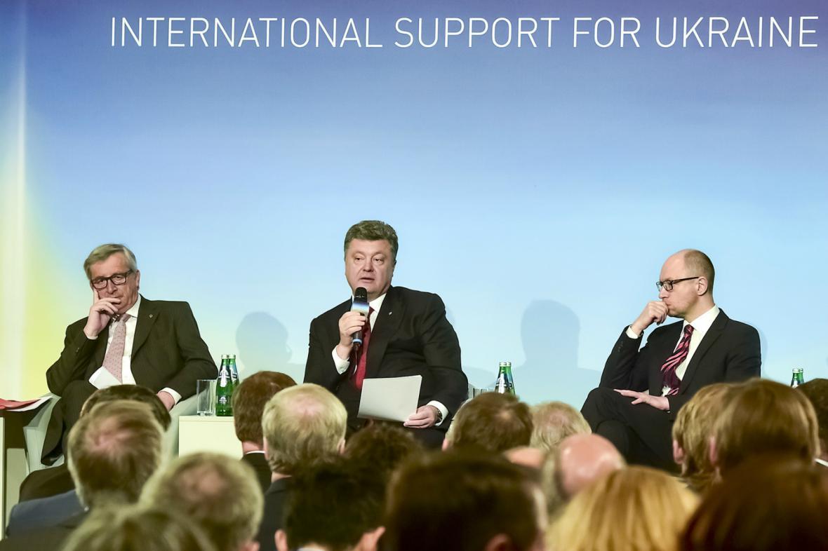 Mezinárodní konference v Kyjevě