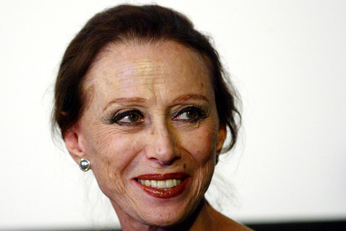 Maja Plisecká (snímek z roku 2005)