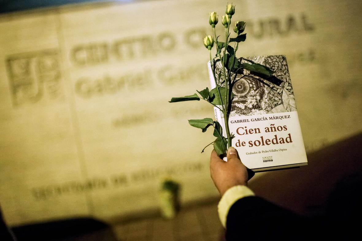 Sto roků samoty G. G. Márqueze