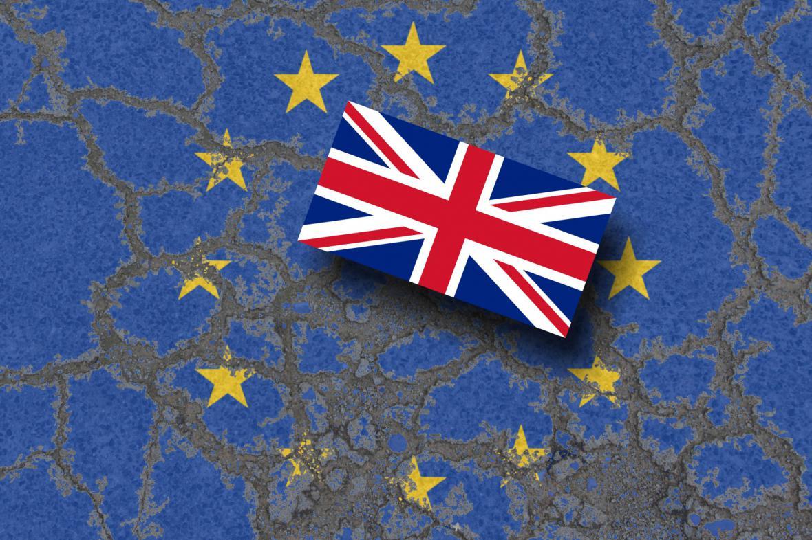 Členství Británie v EU