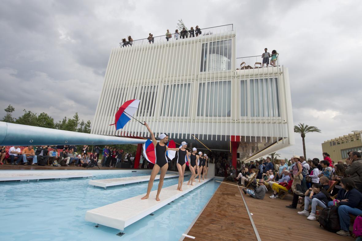 Národní den v českém pavilonu na EXPO 2015