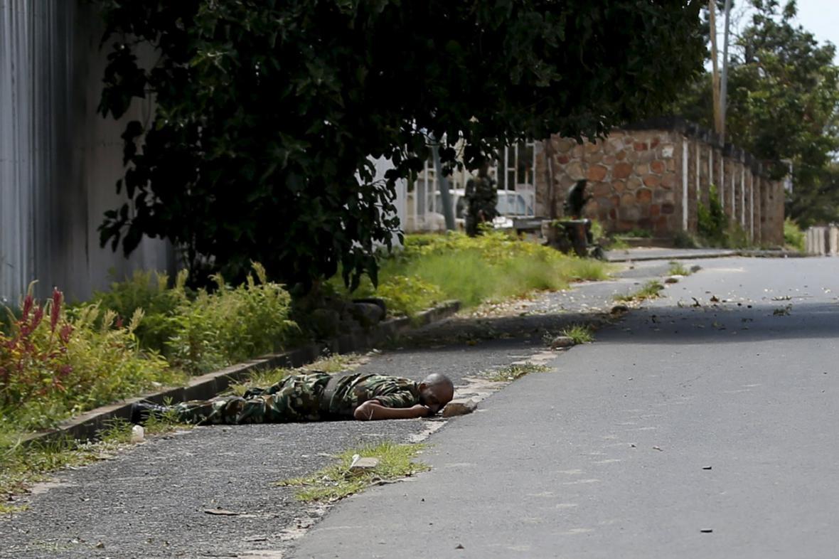 Situace po převratu v Burundi zůstává nepřehledná