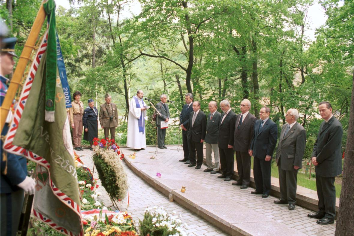 Pieta v pražském Motole