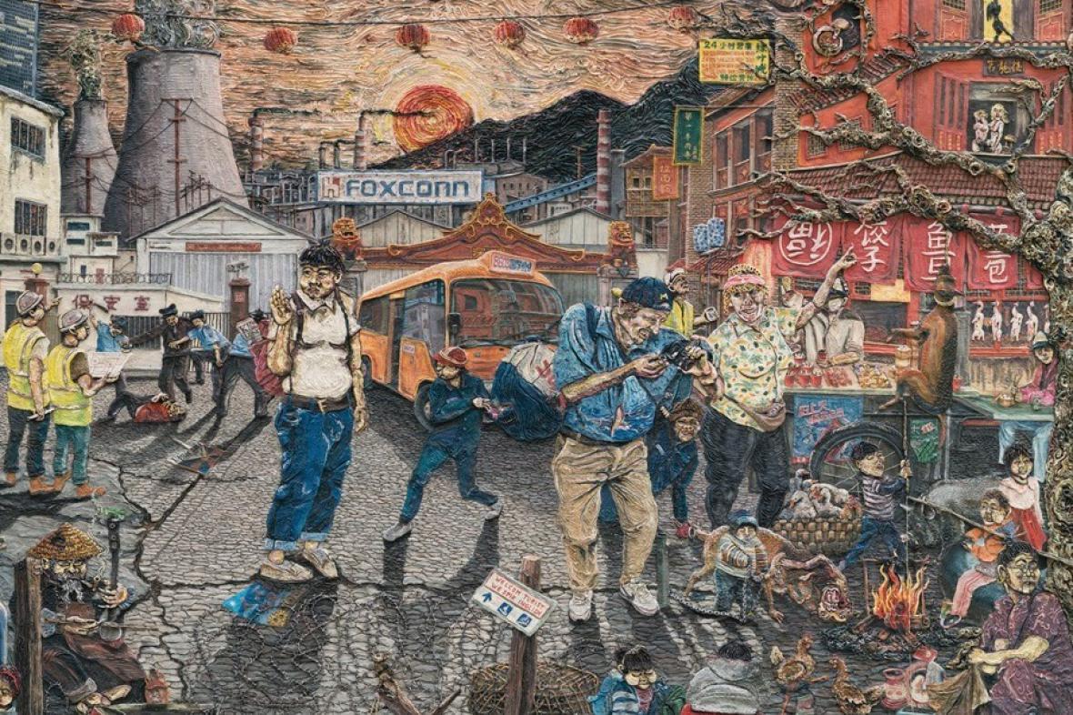 Henry Hudson / Leaving China - New Hope