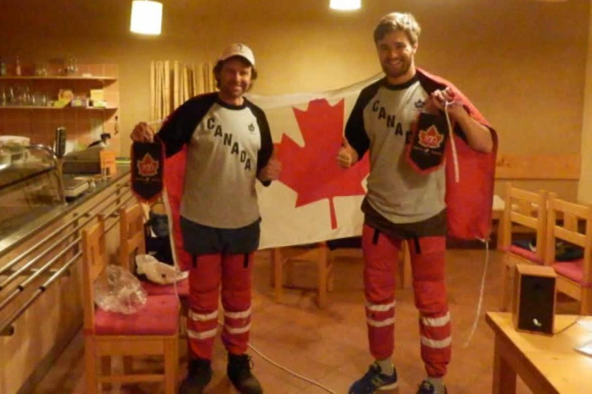 Dobrovolníci na hokejovém mistrovství