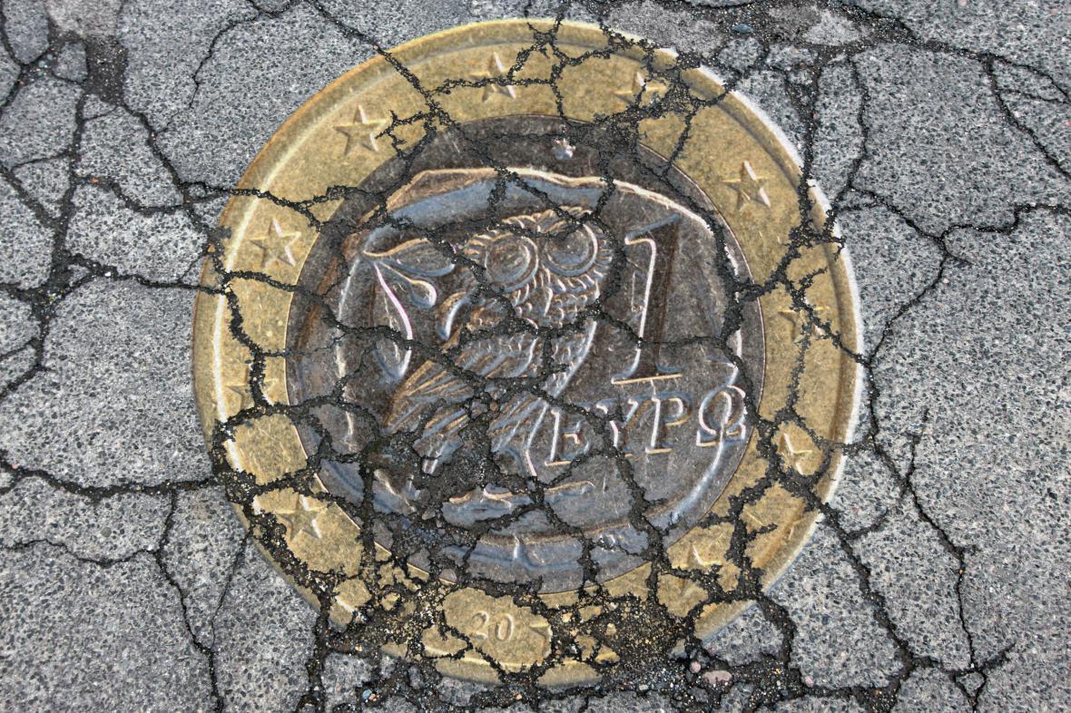 Konec eura v Řecku?