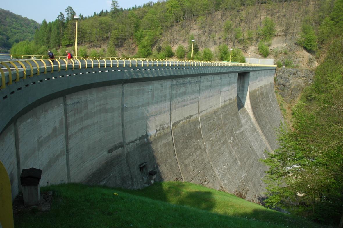 Vodní nádrž Klíčava