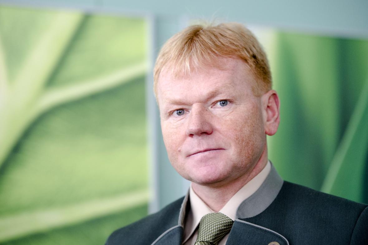 Daniel Szórád, současný generální ředitel Lesů ČR
