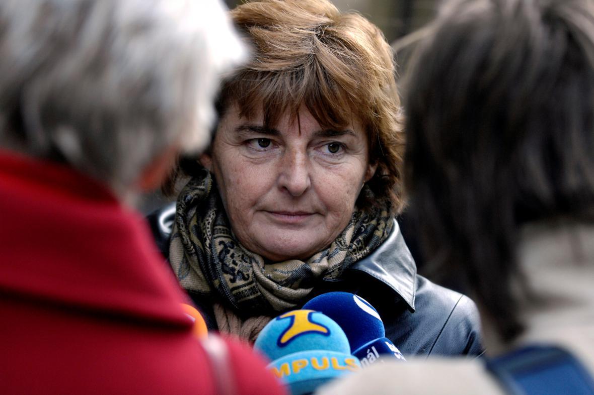 Zakladatelka Fondu ohrožených dětí Marie Vodičková