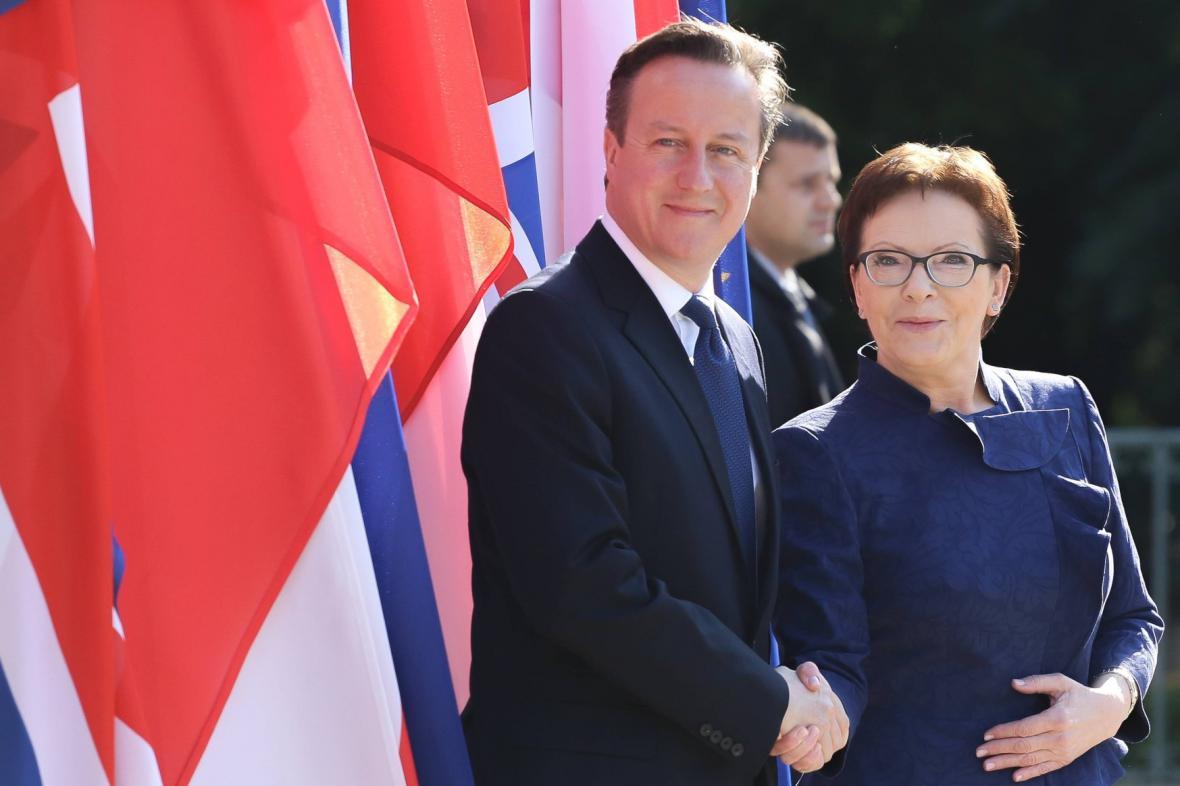 David Cameron s Ewou Kopaczovou