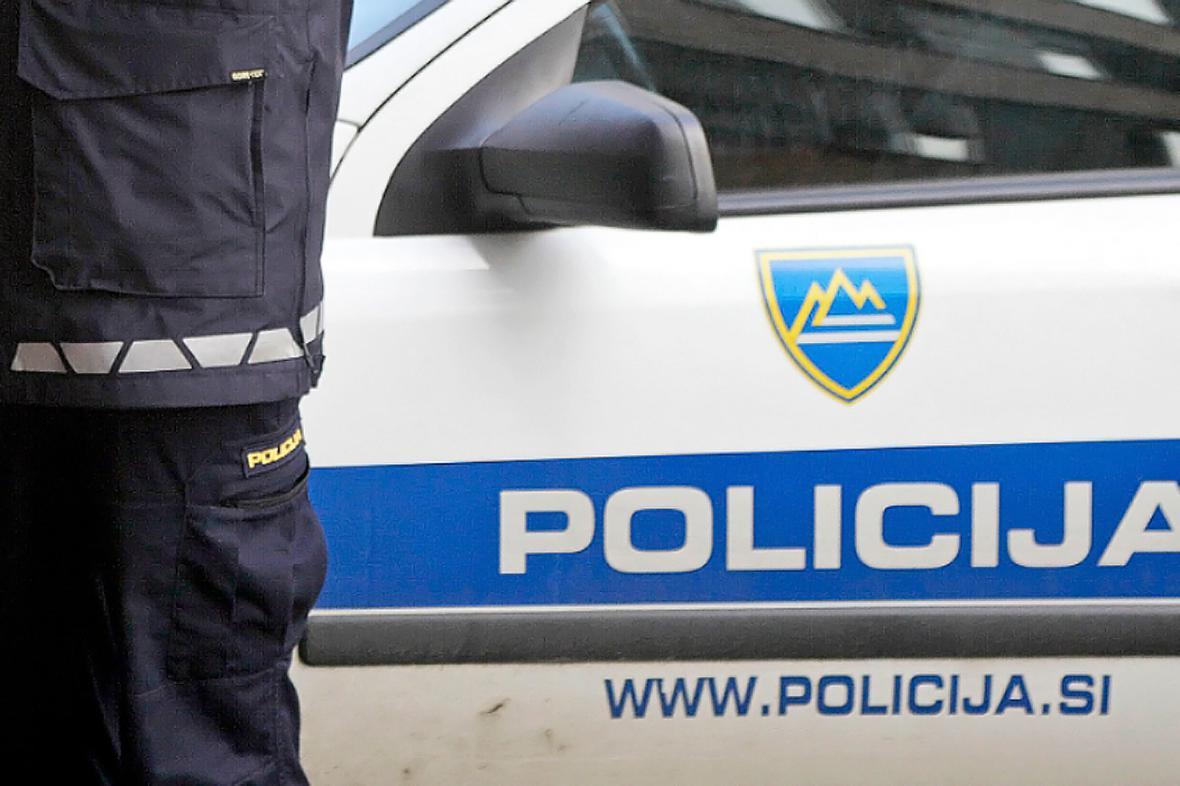 Slovinská policie