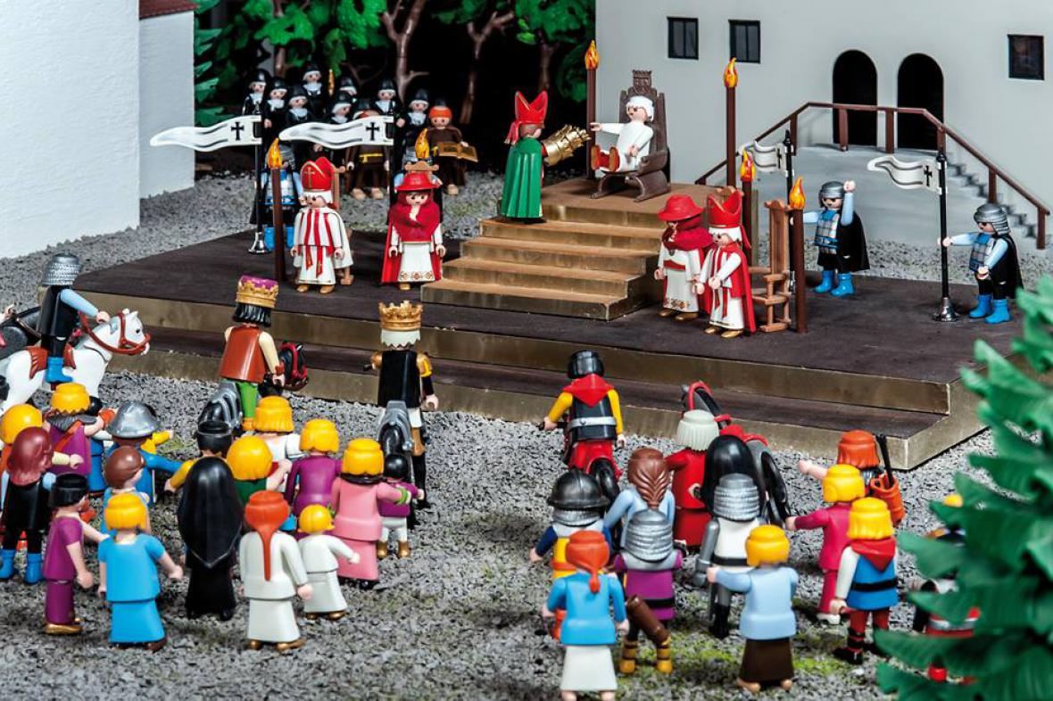 Výstava Mistr Jan Hus a kostnický koncil