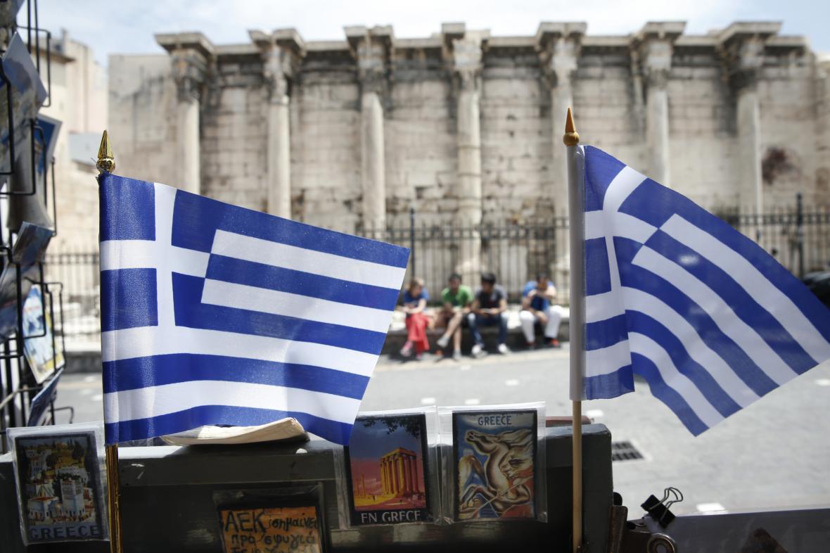 Řečtí občané jsou většinou pro kompromis