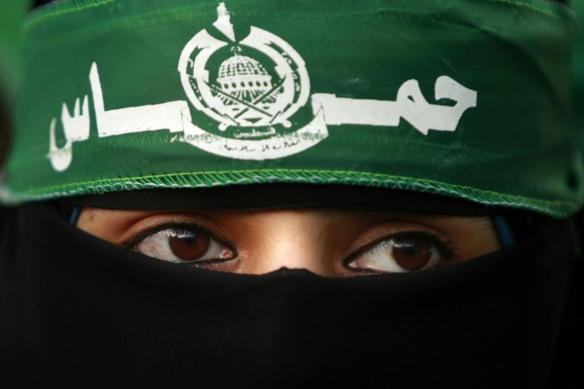 Radikální islamistické hnutí Hamas
