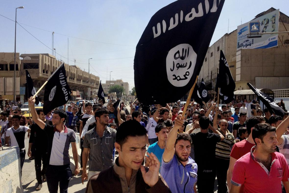 Islamisté v Mosulu