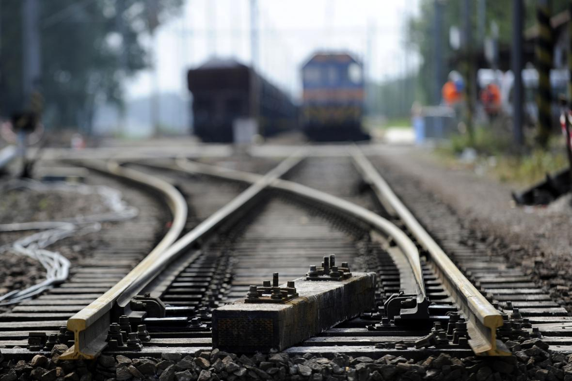 Vlaková výluka
