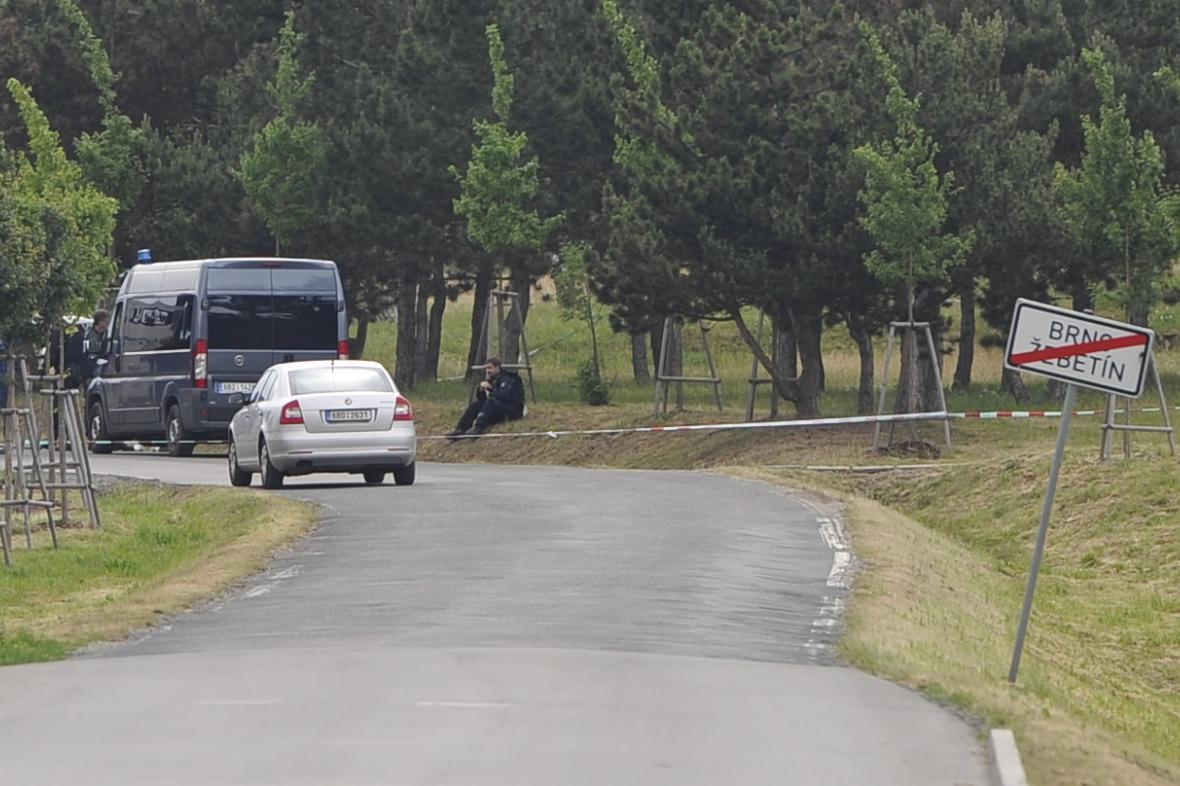 Střelba v Žebětíně