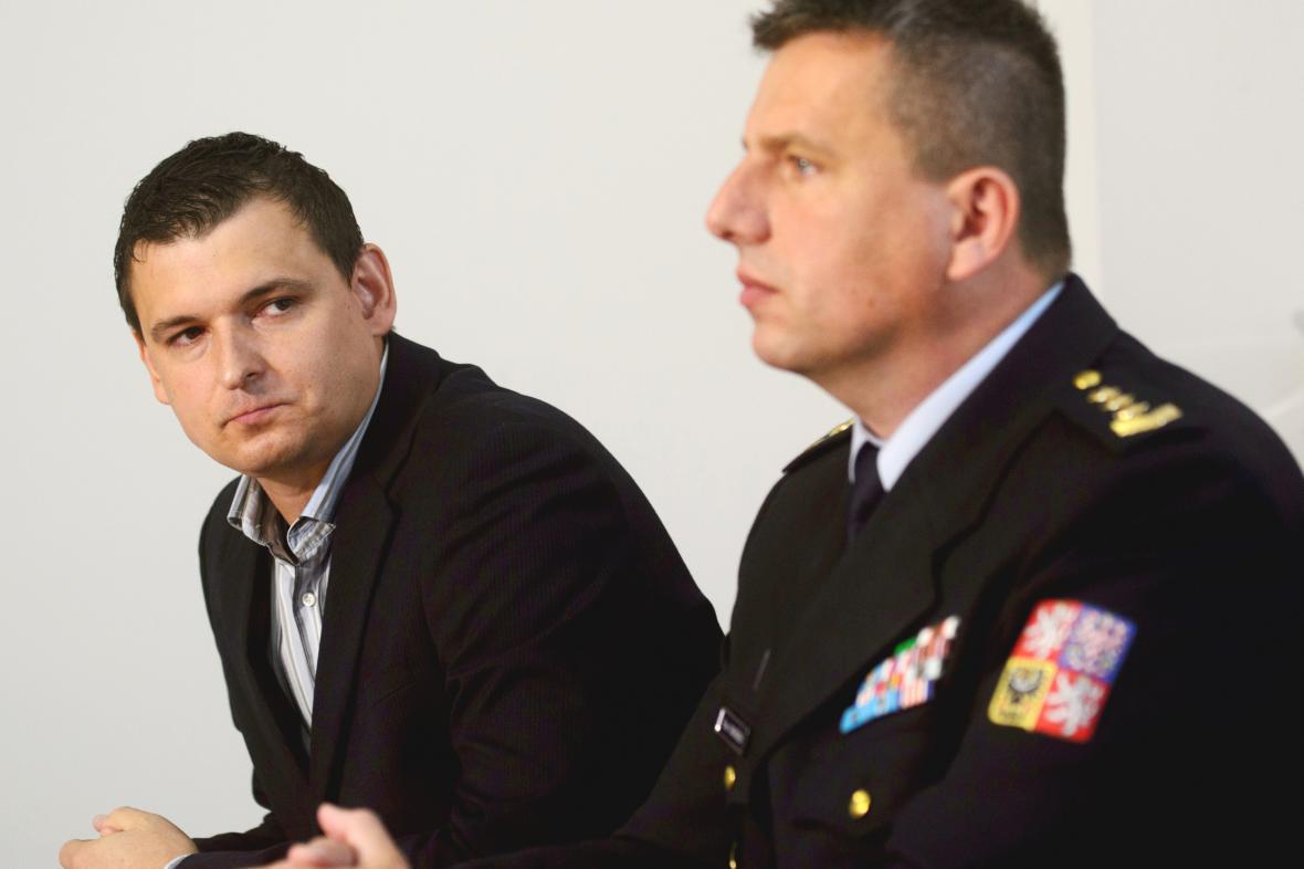 Ivo Gottwald a Pavel Ondrášek