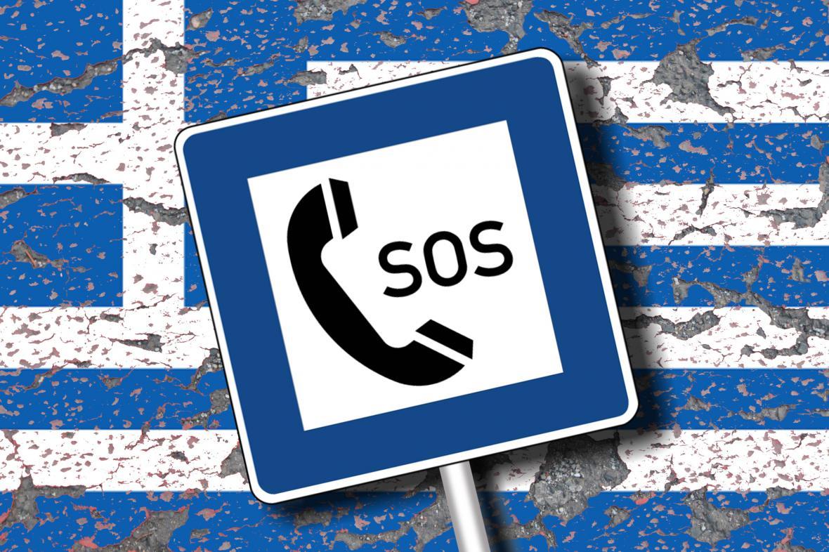 Řecko volá SOS