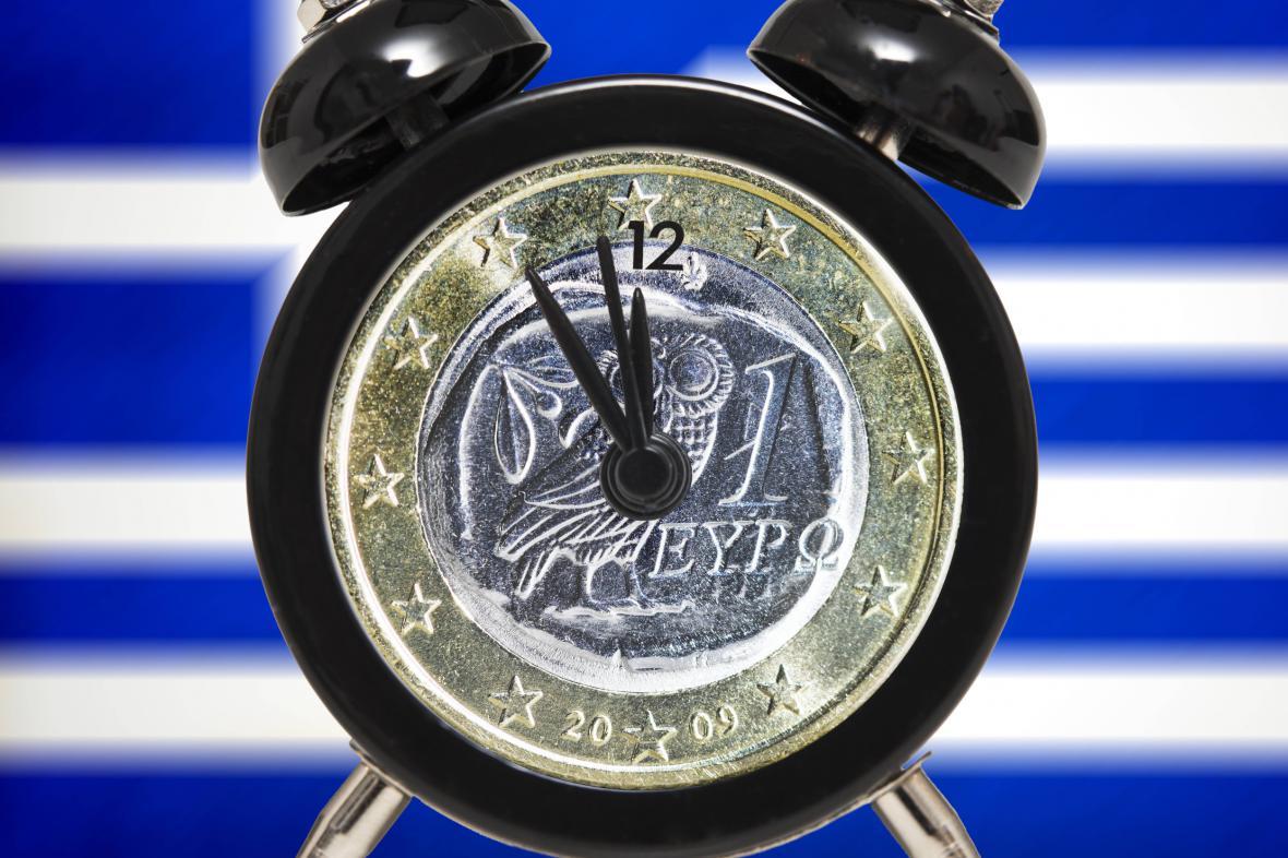 Blíží se konec Řecka v eurozóně?