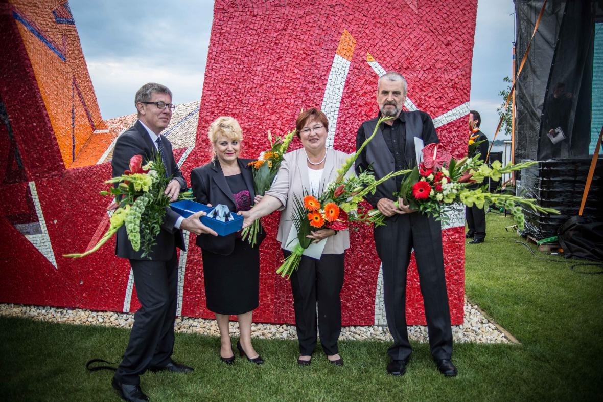 Výroční cena pro Kvarteto