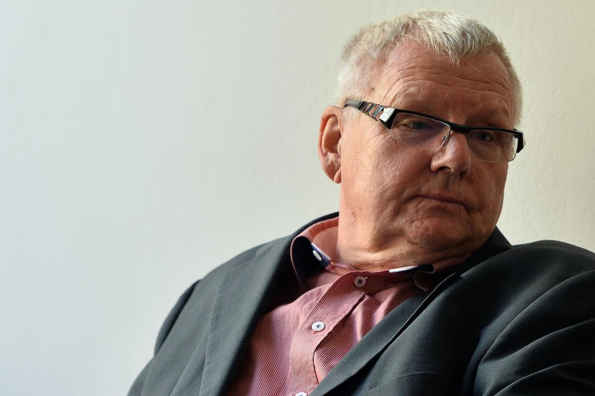 Bývalý jednatel firmy ProMoPro Jaroslav Veselý