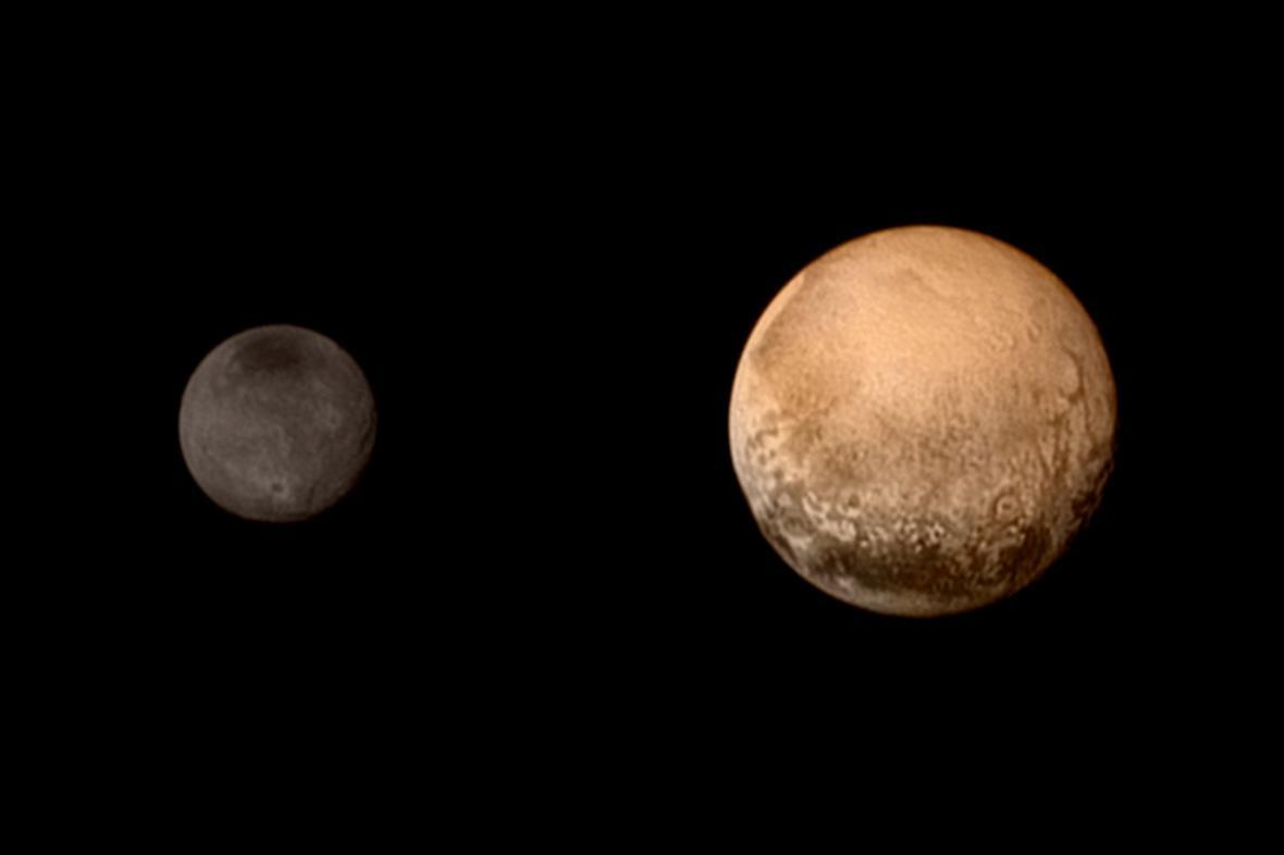 Sonda New Horizons u Pluta