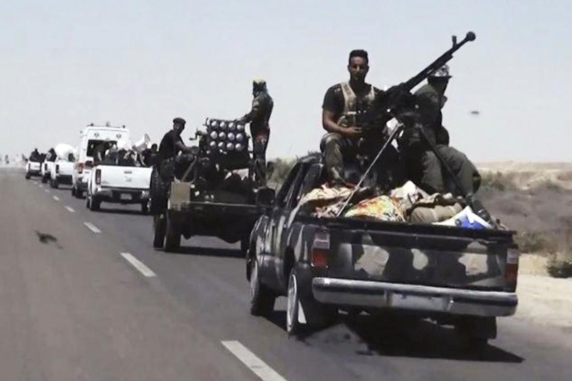 Irácká protiofenziva
