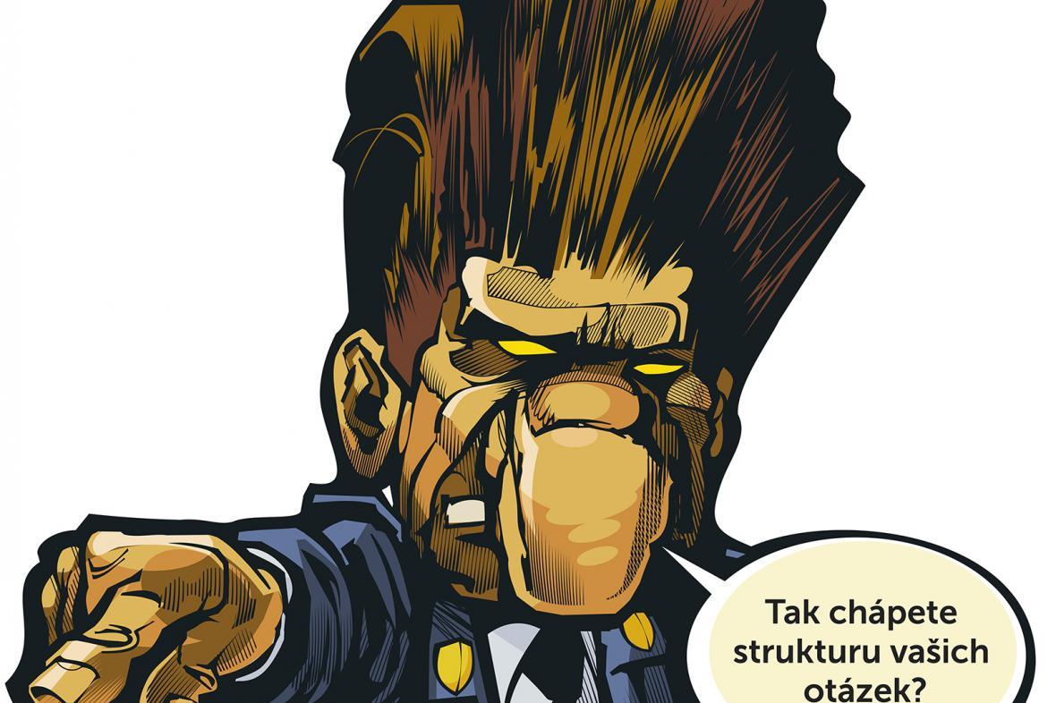 Pražské centrum DOX se komiksem vrací k soudnímu procesu Michaila Chodorkovského.