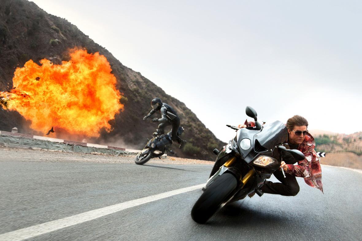 Mission: Impossible - Národ grázlů (režie Christopher McQuarrie, 2015)
