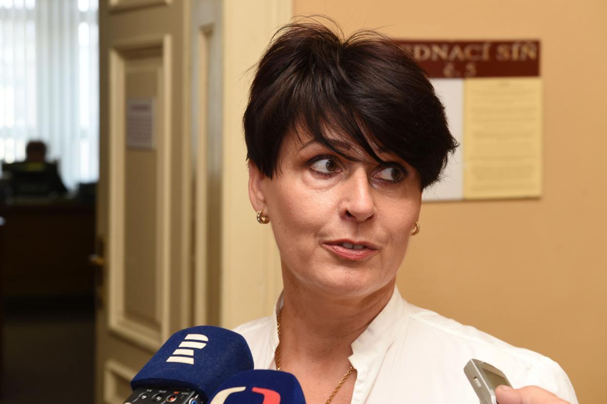 Hana Kaštilová-Tesařová