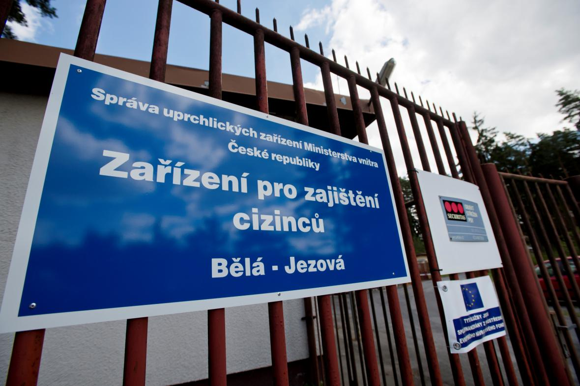 Zařízení pro zajištění cizinců v Bělé