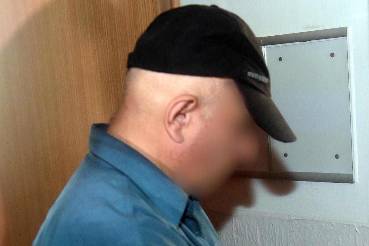 Obviněný polský řidič