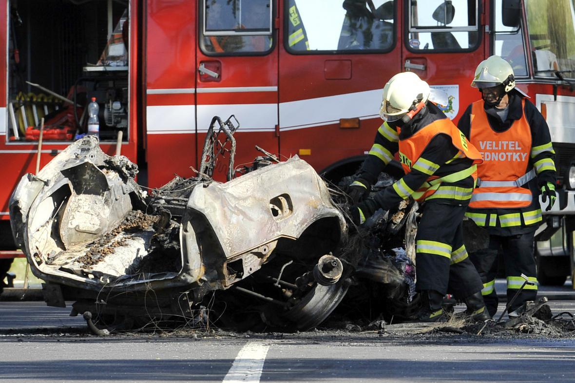 Tragická nehoda na Karlovarsku