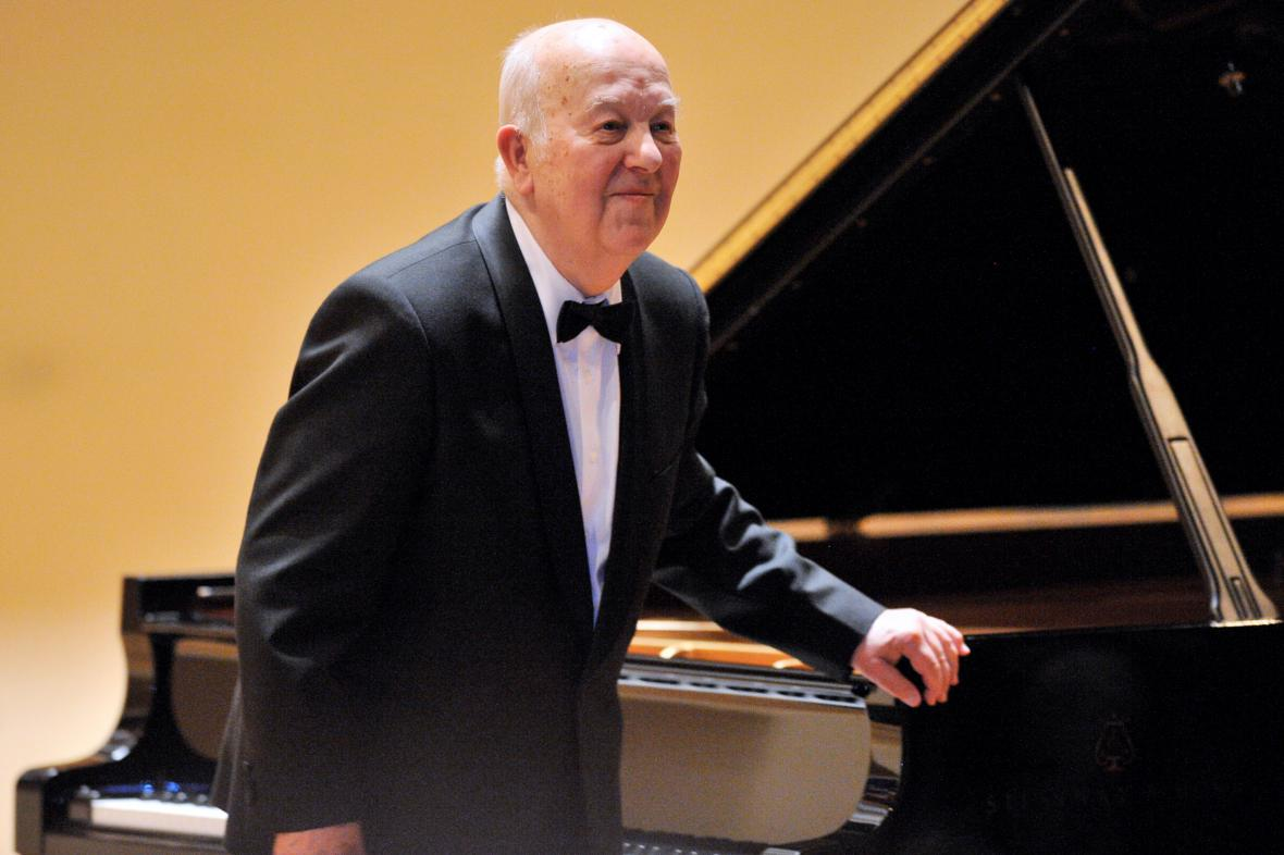 Pianista Ivan Moravec